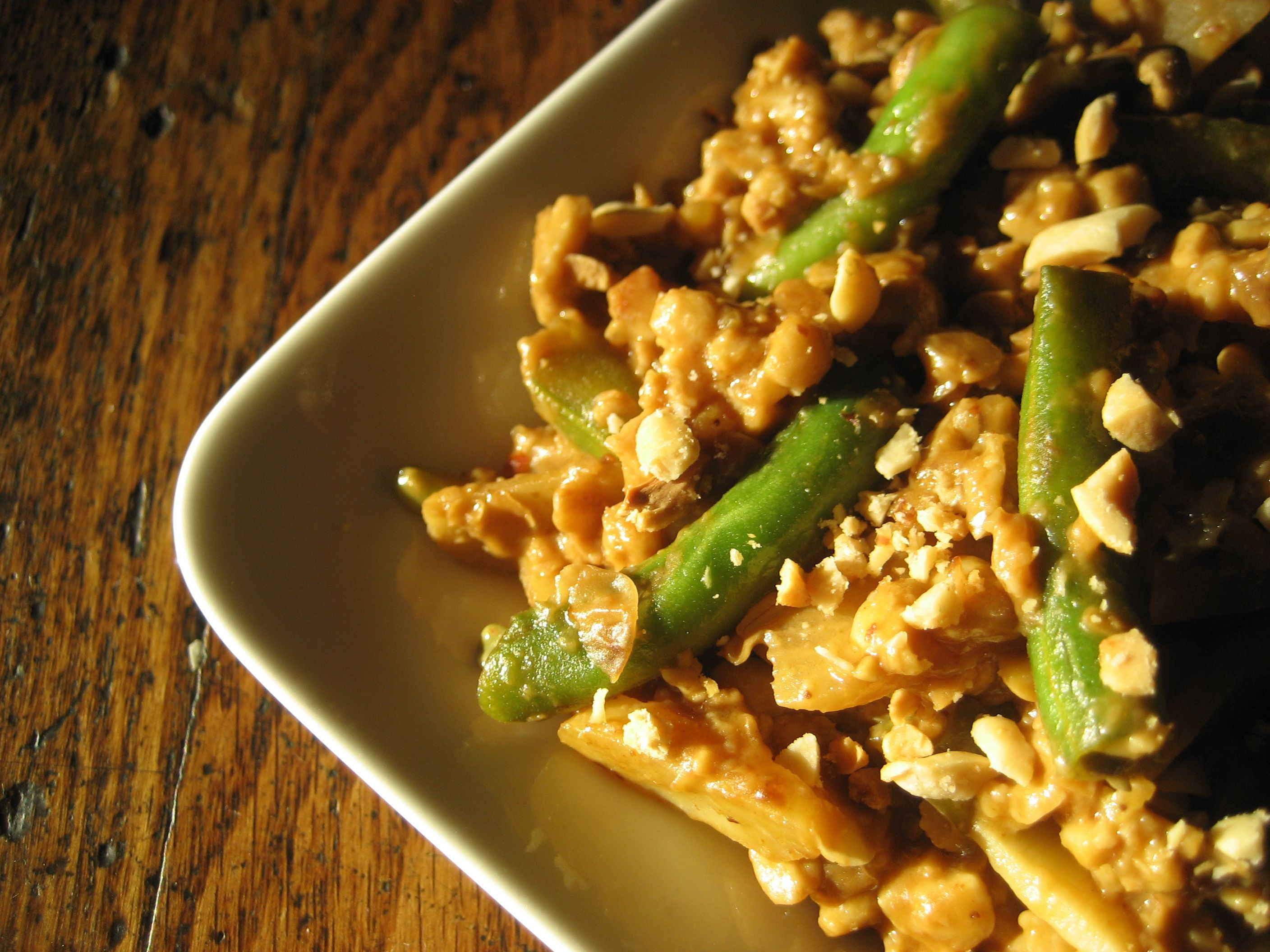 Vegetarian recipe indonesian tempeh with green beans indonesian food vegetarian recipe indonesian forumfinder Gallery