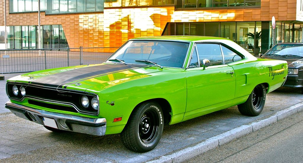 Plymouth Roadrunner  Information and photos  MOMENTcar  Cars