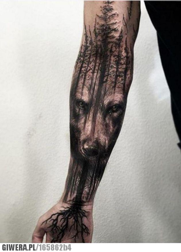 Tatuażwilk Tatuaże Pinterest Tattoos Wolf Tattoos Und Tattoo