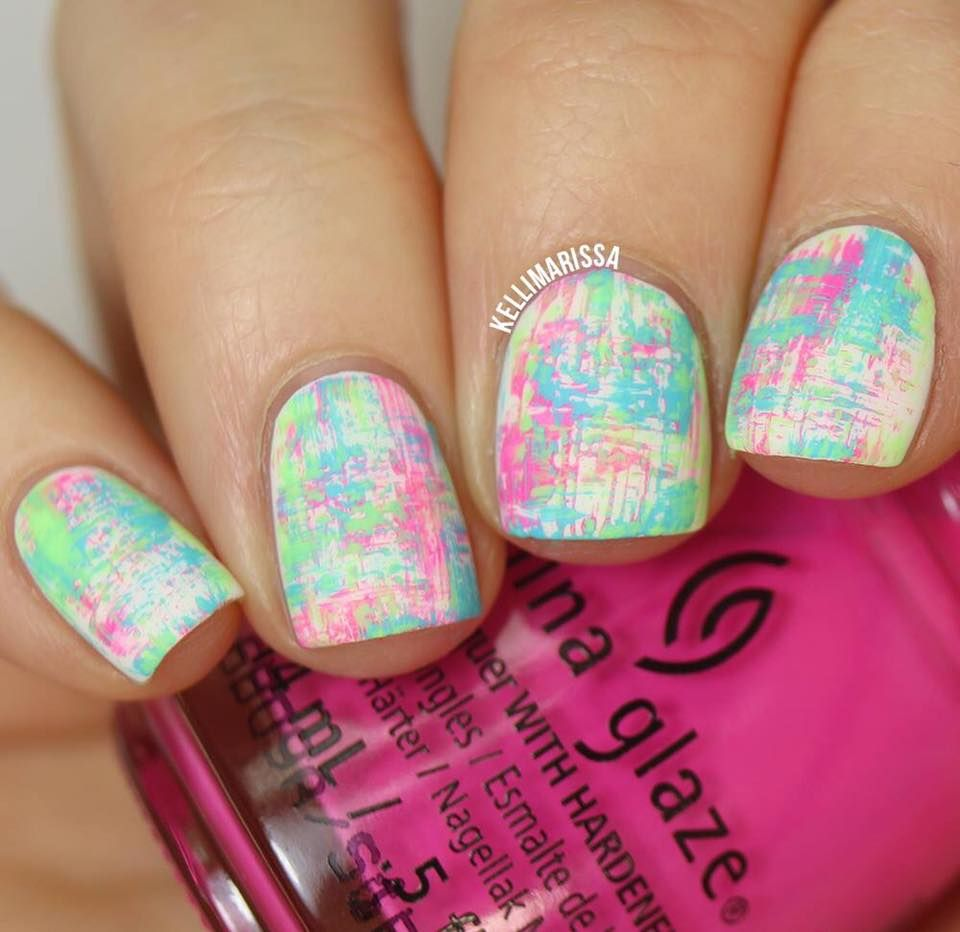 46 Super Easy Summer Nail Art Designs For The Love Of Spring