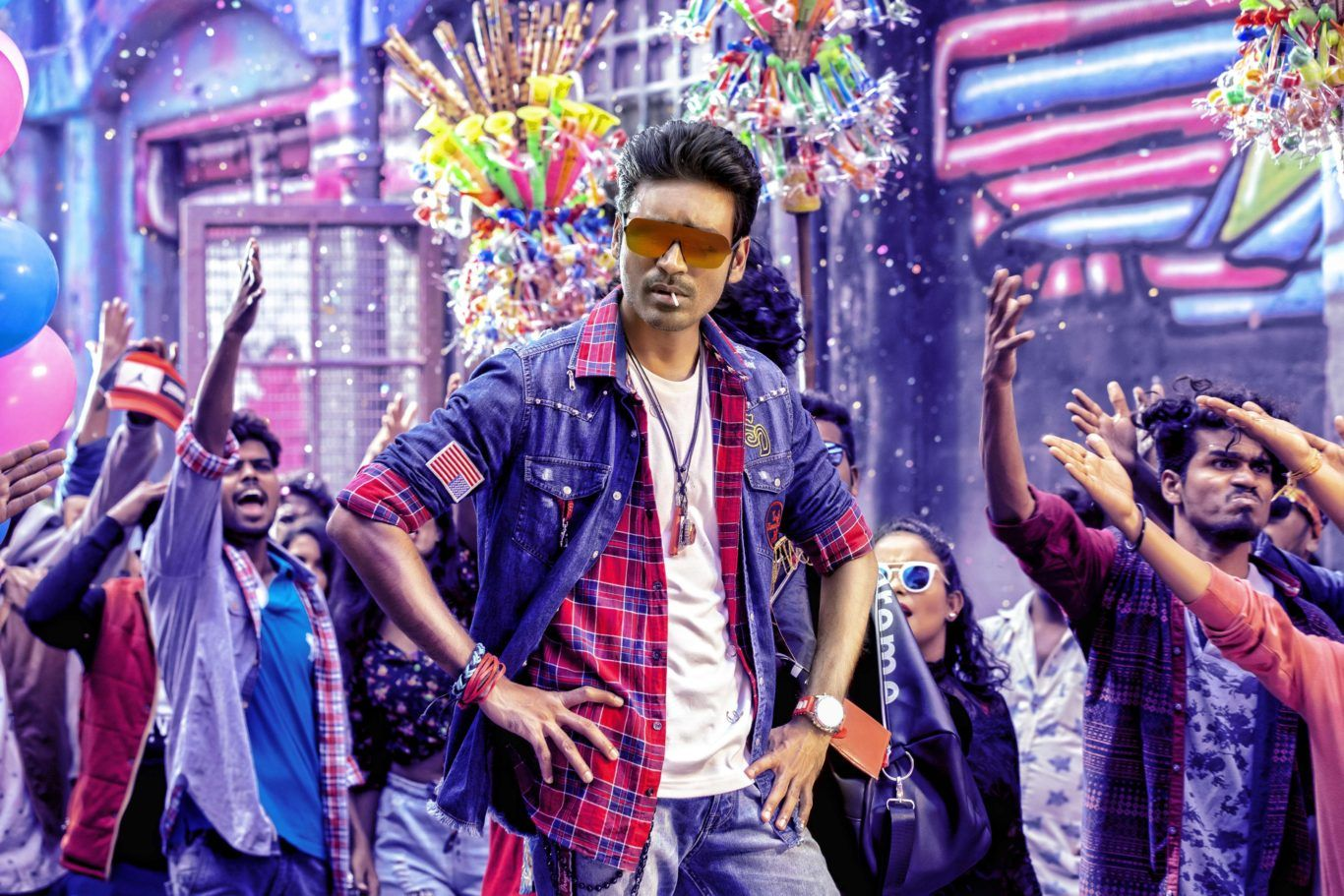 Local boy movie latest posters dhanushs local boy in