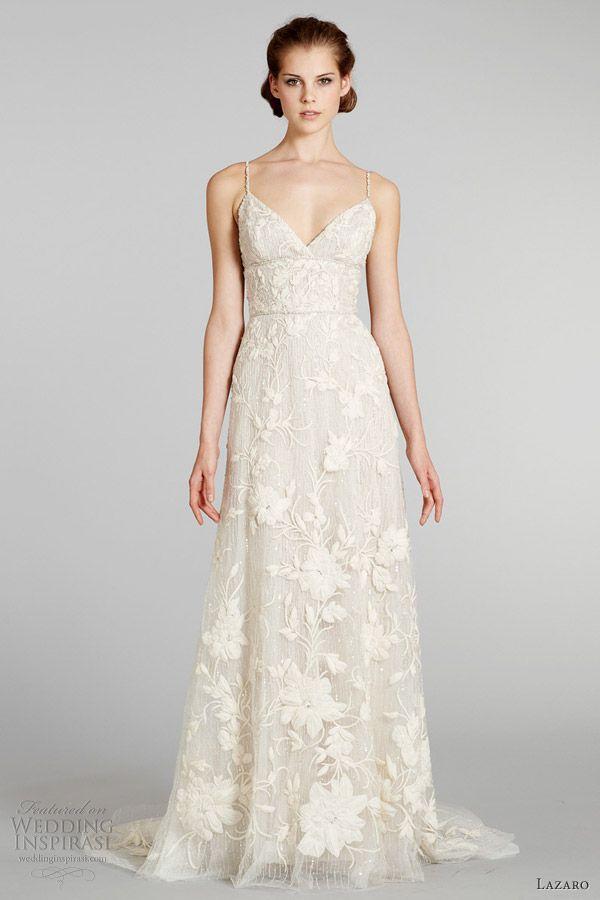 Vintage Style Wedding Gowns - Ocodea.com