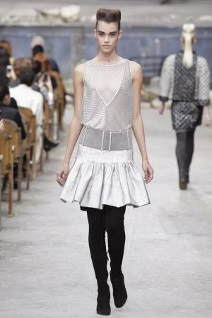 Chanel Couture Fall Winter 2013 Paris