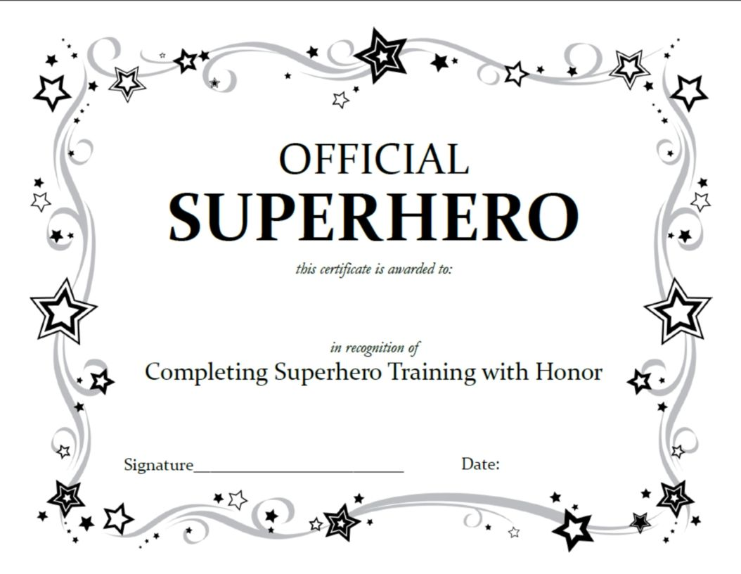 Uncategorized Superhero Printable Activities of course you need some great superhero squad training activities and we had no shortage