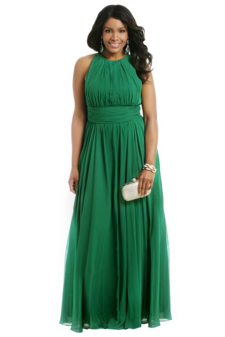 Rent The Runway Finally Launches Plus Size Designer Dresses I