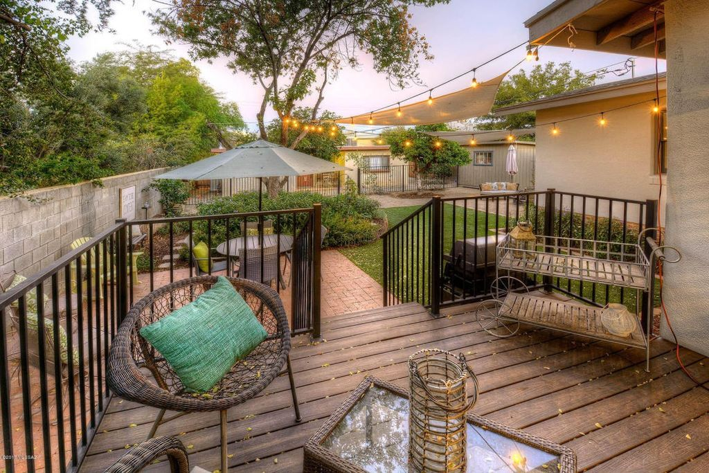 1015 N 5th Ave, Tucson, AZ 85705 - Zillow | Outdoor living ... on Hhh Outdoor Living  id=28988