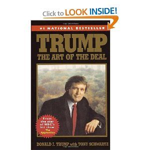 Trump: The Art of the Deal: Donald J. Trump, Tony Schwartz: 9780345479174: Amazon.com: Books