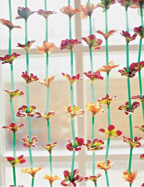 25 Creative Plastic Recycling Ideas Turn Plastic Straws Into