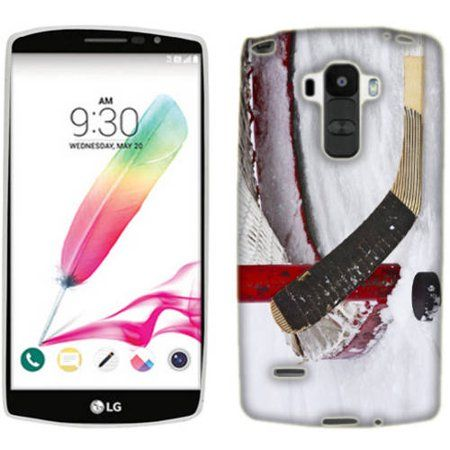 check out 53c7c 34008 Mundaze Ice Hockey Phone Case Cover for LG G Vista 2, Clear in 2019 ...