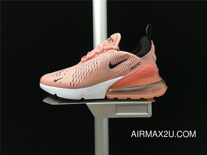 b43833745 AH6789-600 Nike Air Max 270 New Colorways Overseas Heel Half-palm As Mesh  Jogging Shoes Women Shoes Online