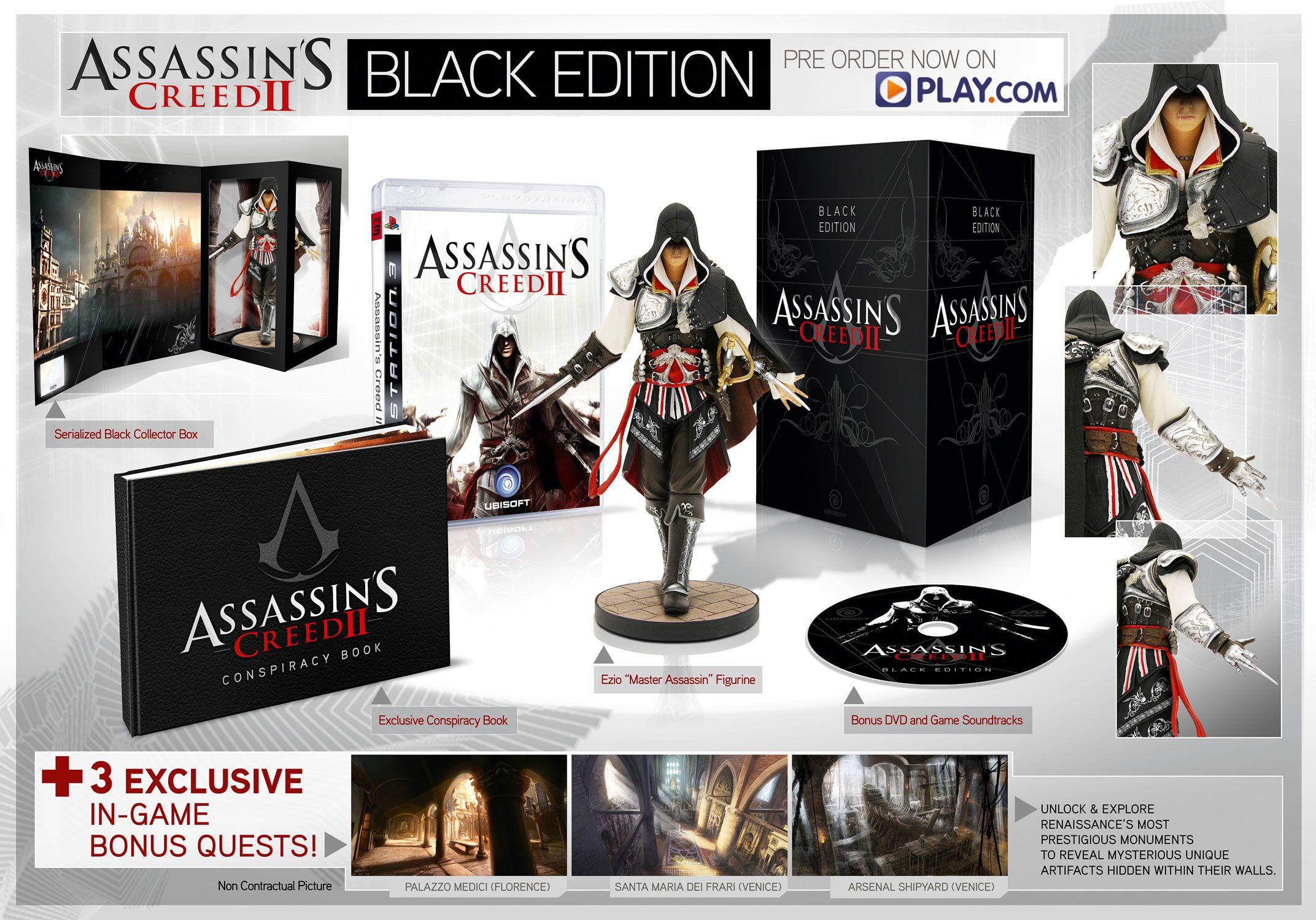 A Copy Of Assassin S Creed Ii Master Assassin Ezio Auditore Da