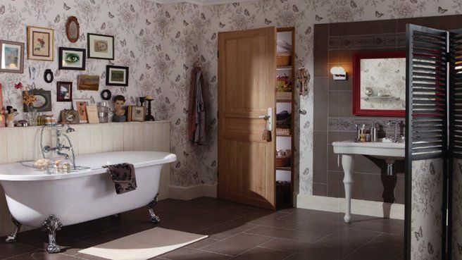 Awesome Salle De Bain Retro Leroy Merlin Images - Awesome Interior ...