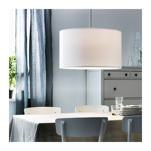 Nym shade ikea you can either hang the shade from the ceiling as a the ceiling lamp we put in the room nym shade ikea you can either hang the shade from the ceiling as a pendant or put it on a floor lamp base for aloadofball Choice Image