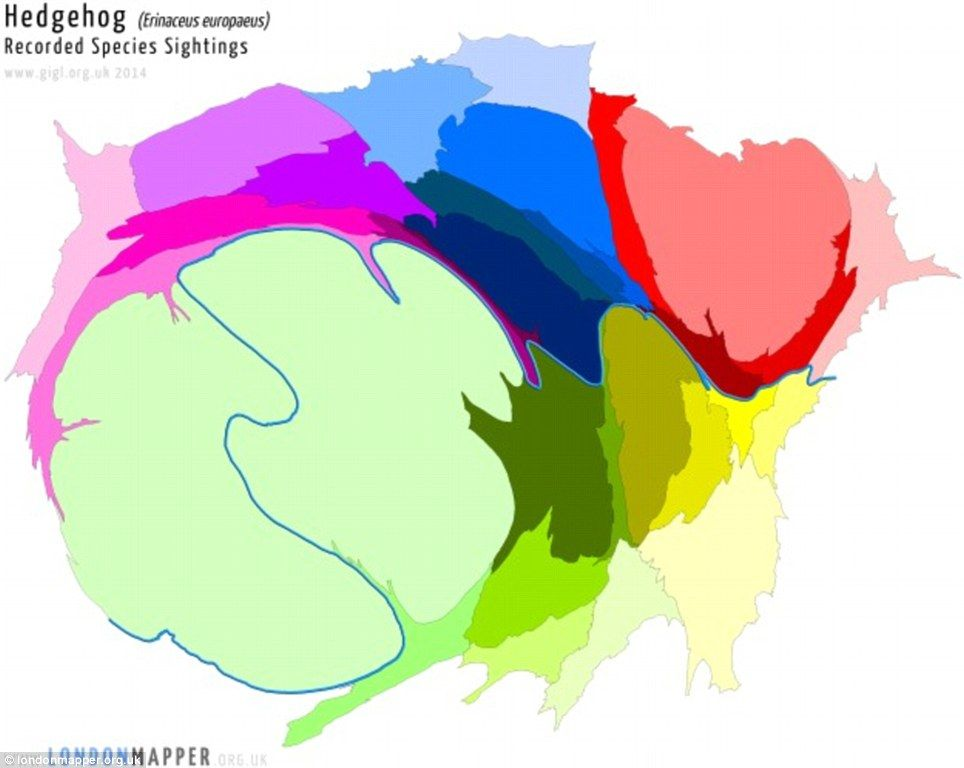 Extraordinary maps of London chart social and political dividing