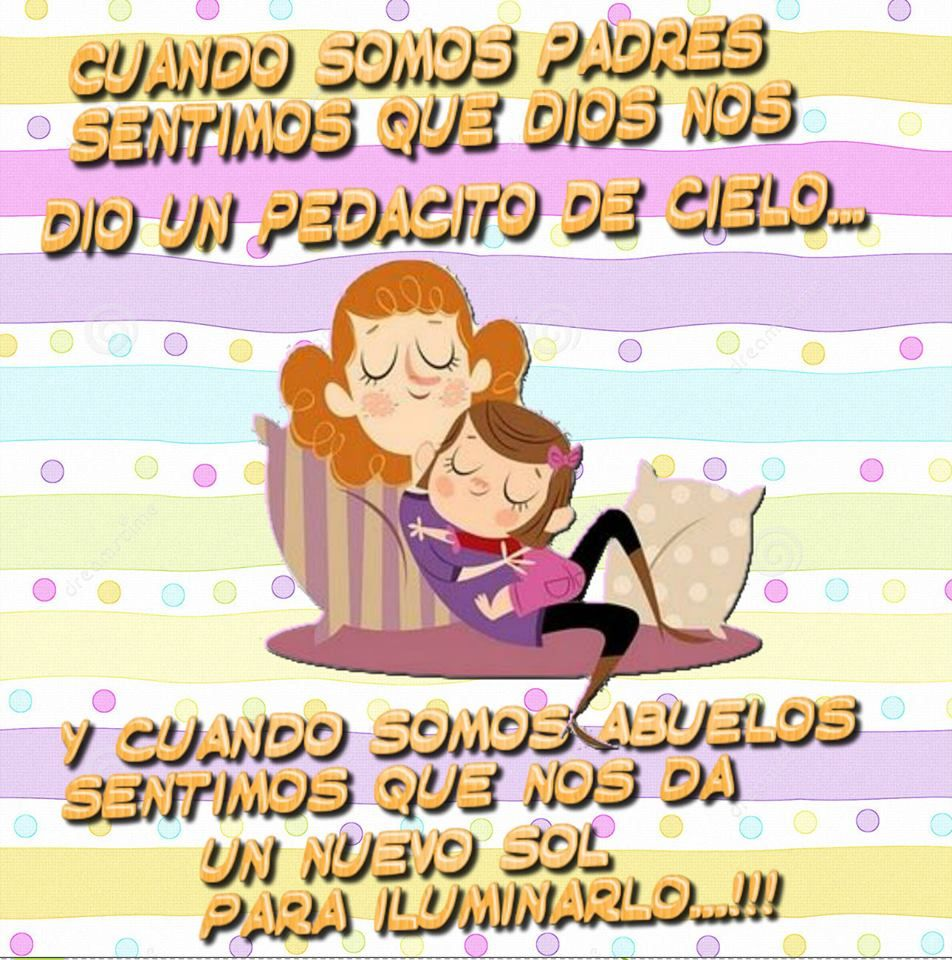 Amo A Mis Nietos Spanish Inspirational Quotes Mother Quotes Good Morning Quotes