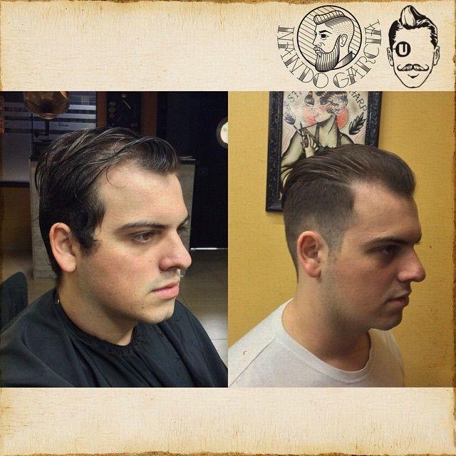 N Garcia Hairstyles For Receding Hairline Mens Haircuts Receding Hairline Haircuts For Receding Hairline