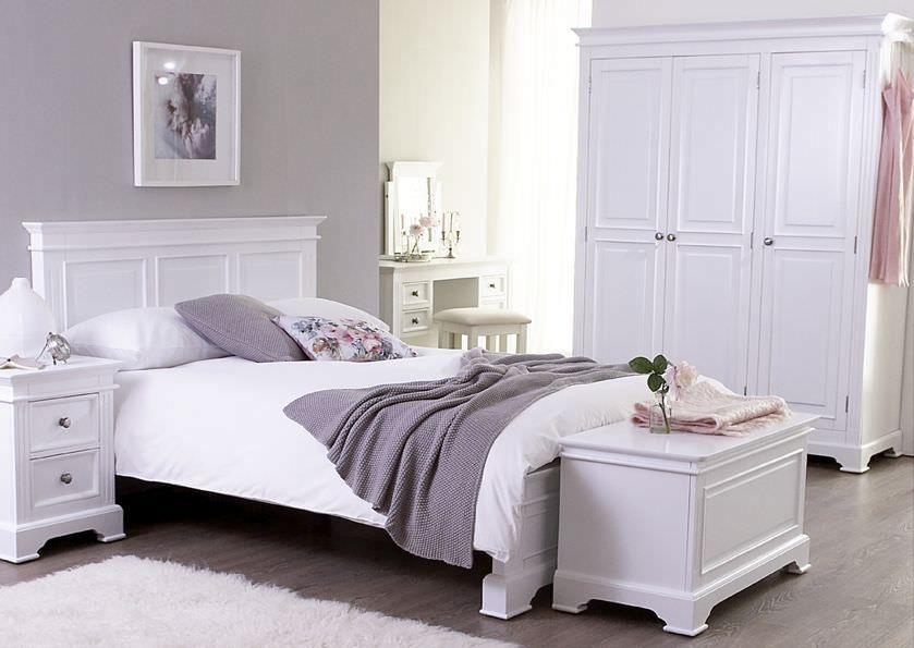 Bedroom Suites Online Style Painting burford painted bedroom package | black & white furniture