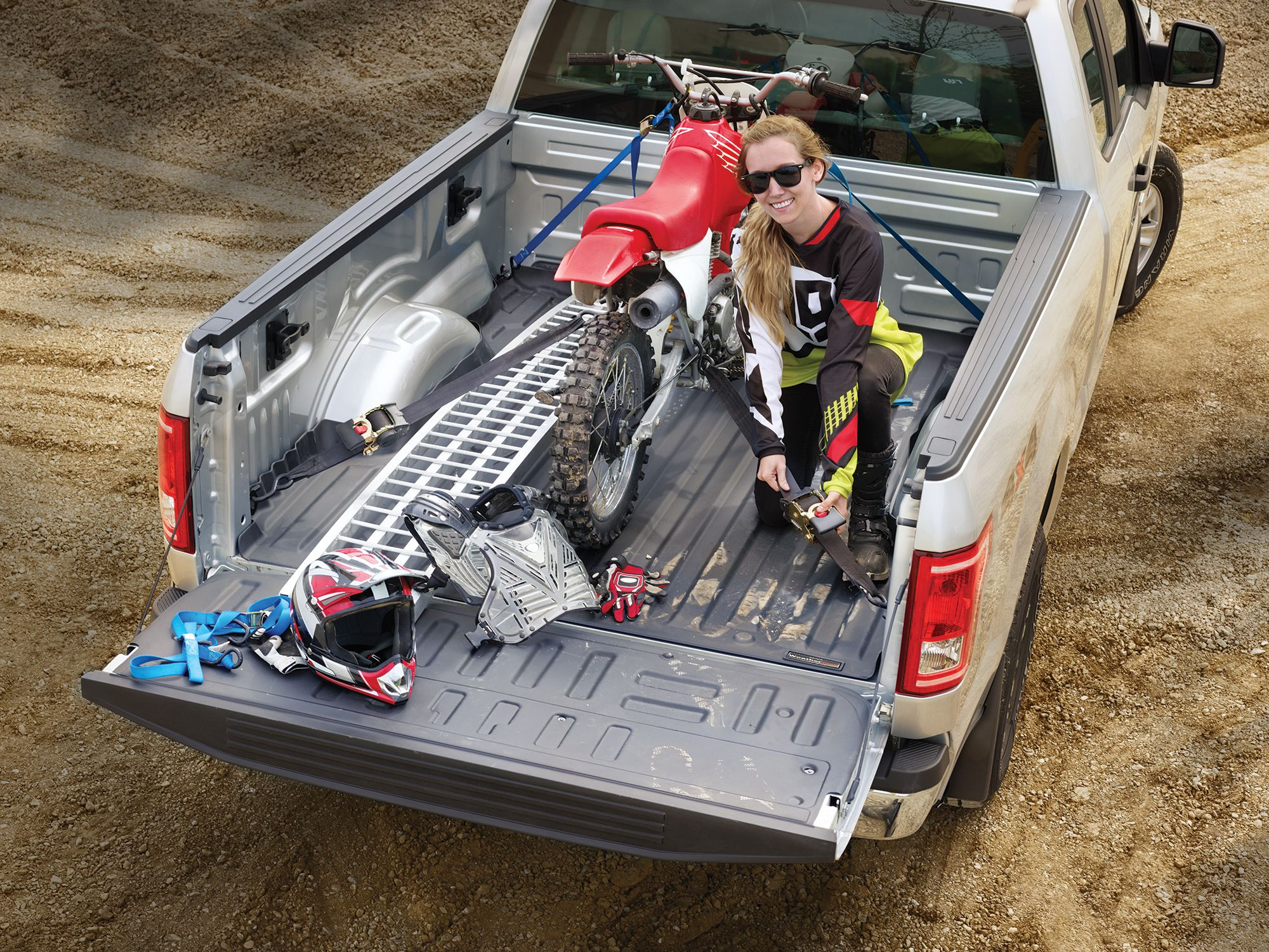 While you enjoy life offroad, WeatherTech has you covered