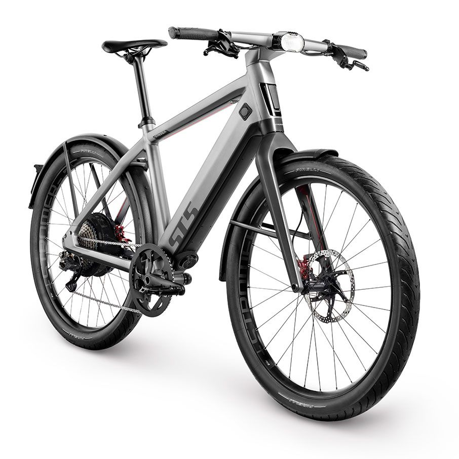 Stromer St5 Electric Bike Electric Bikes For Sale Electric Bike Bicycles