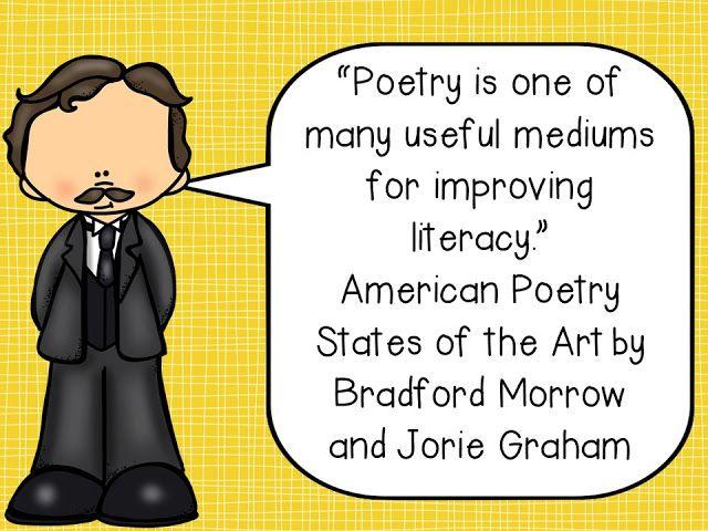 Teaching Kindergartners with Poetry
