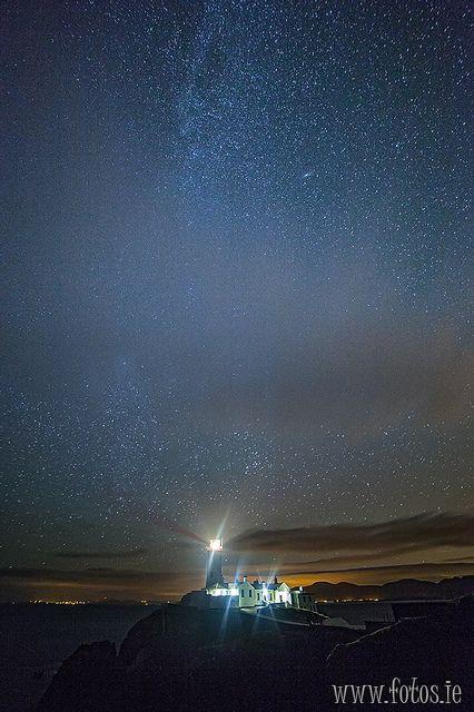 Fanad under the stars   by Bren Cullen