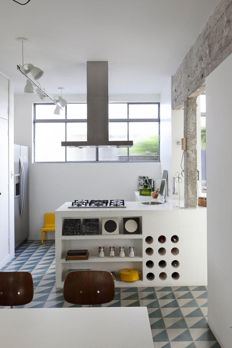 Innenarchitektur wohnzimmer für kleine wohnung eklektyzm z sao paulo  wnętrza  aranżacja i wystrój wnętrz  dom z