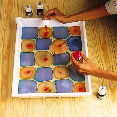 Pebeo Marbling 1 Marble Art Painting Crafts Marbling Ink