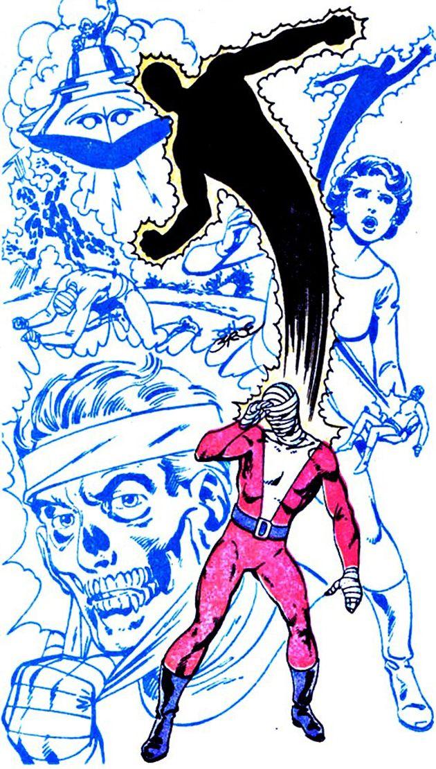 Zeitgeist 60 10 Comic Book Characters That Embody The 60s Comic Book Characters Fantasy Comics Cover Artwork