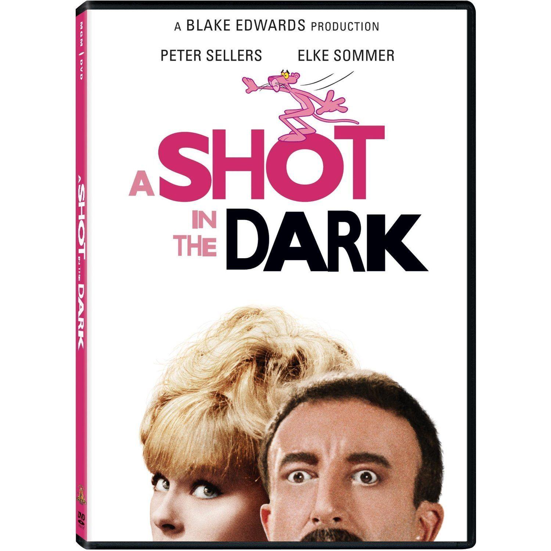 """""""A Shot in the Dark"""" (1964).   Best movie ever!"""