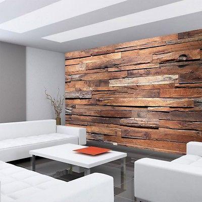 Lieblich 174 Holz Tapete Holzwand Bretter Holztapete Holz Fototapete