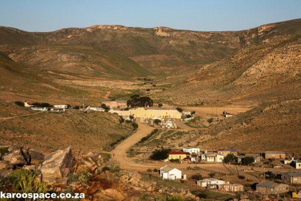 Lekkersing, Northern Cape - Karoo Space