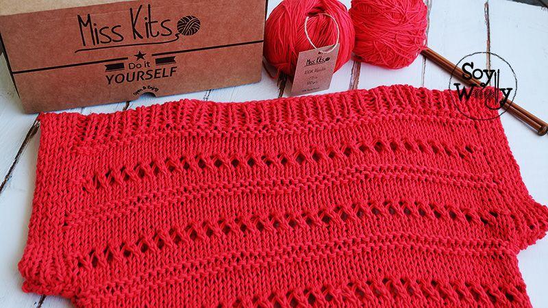 Teje un jersey o suéter fácil y rápido en dos agujas 5a5490dd262e