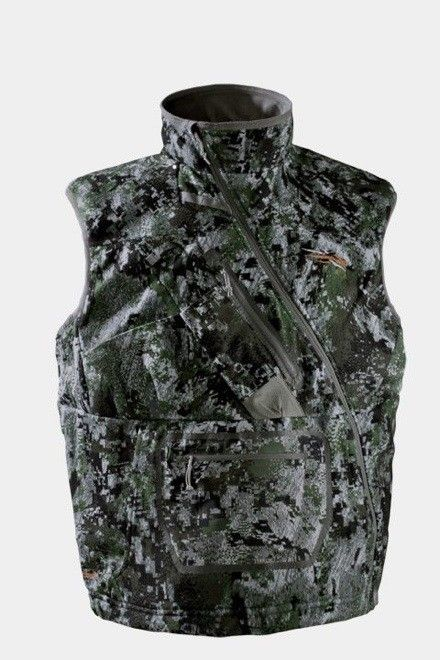 Sitka Fanatic Vest Sitka Hunting Clothes Camping Outfits
