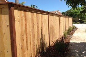 Wood Fence Pros Cons Fence Landscaping Backyard Fences