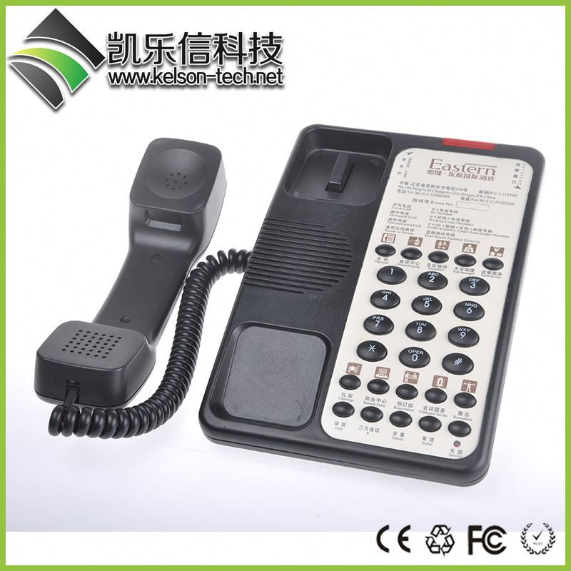 classical luxurious telephone