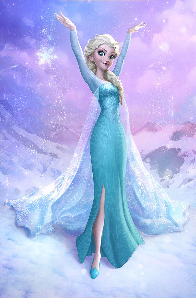 The Queen By Limetown Studios Frozen Pictures Disney Princess Elsa Disney Princess Wallpaper Frozen theme wallpaper hd