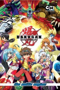 Bakugan Battle Brawlers The Battle Begins Cartoon Network
