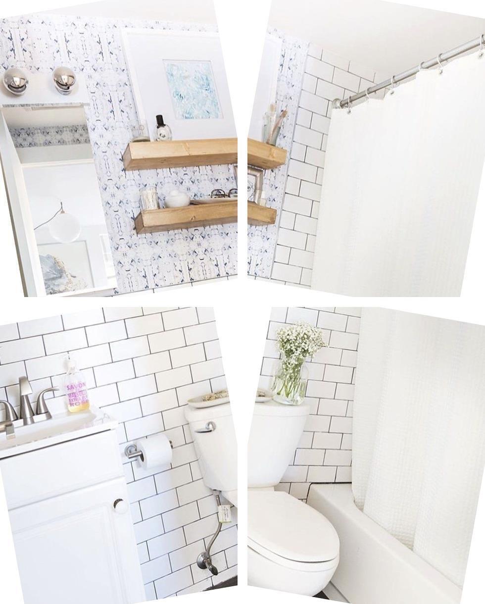 Bathroom Theme Sets  Grey Bathroom Set  All White Bathroom Decor