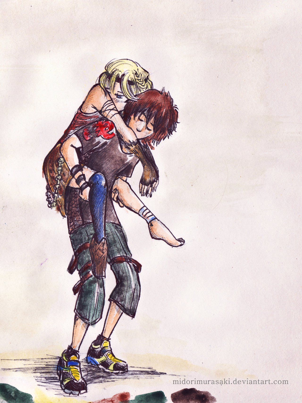 How To Comfort Your Astrid by MidoriMurasaki.deviantart.com on @deviantART