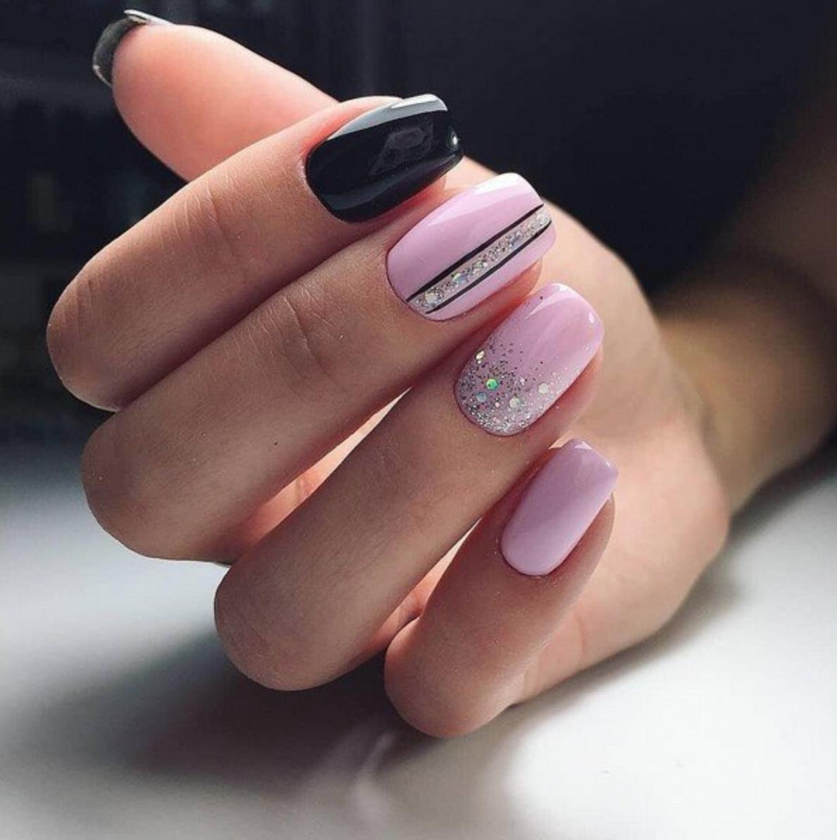 Nailbook Art Designs 2019 Graduation Nails Square Acrylic Nails Winter Nail Designs