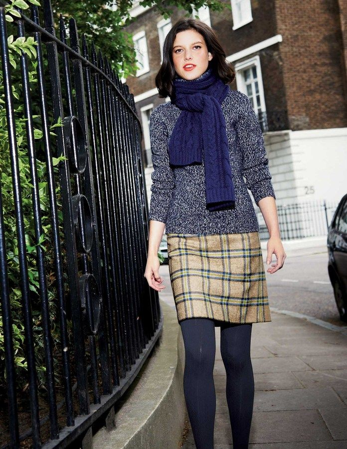 5f00a5043 Boden British Tweed Mini on shopstyle.com | My Style in 2019 ...