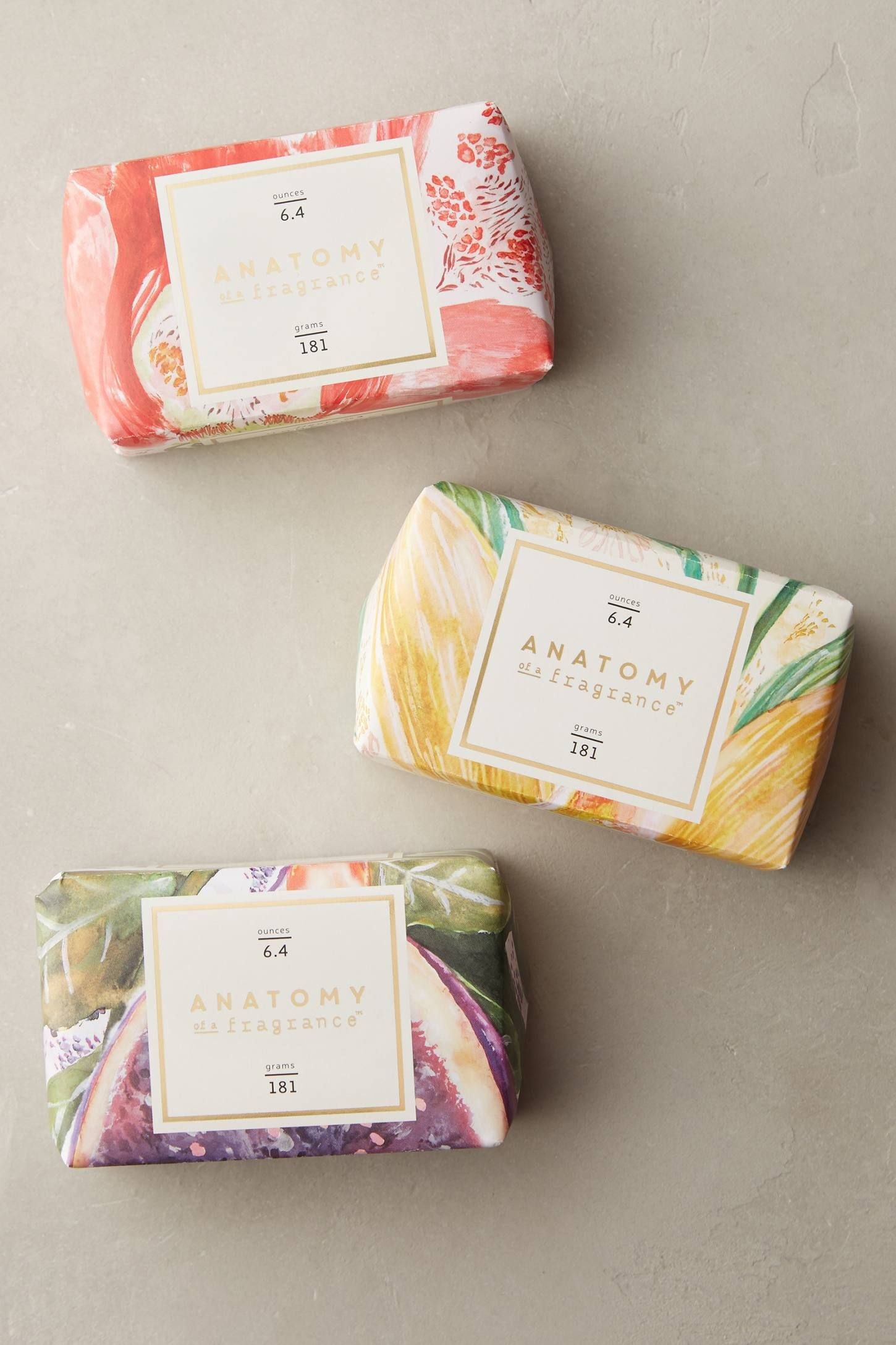 Anatomy Of A Fragrance Bar Soap | Lava Packaging | Pinterest ...