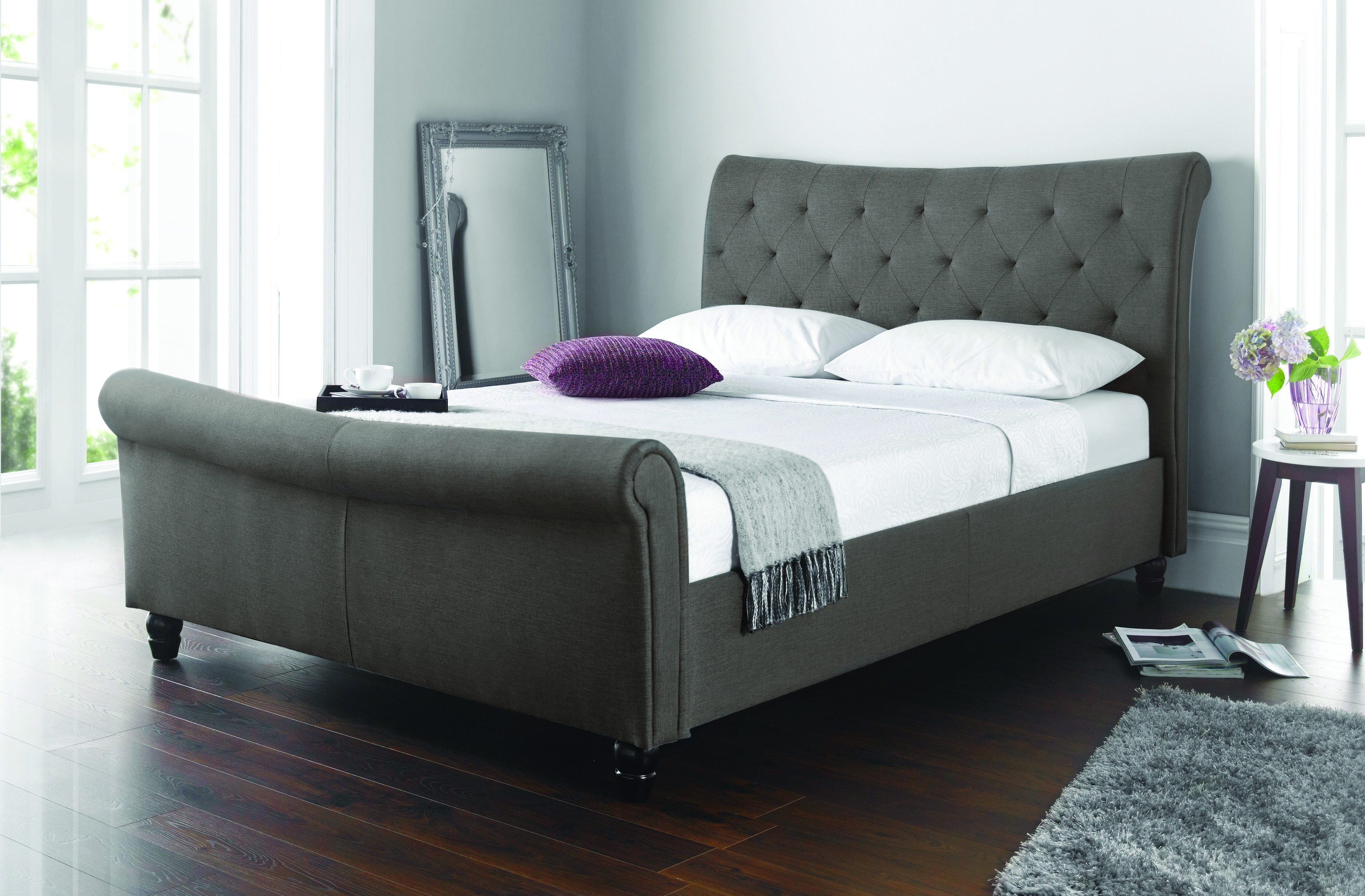 Time4sleep Www Time4sleep Co Uk With Images Upholstered Bed
