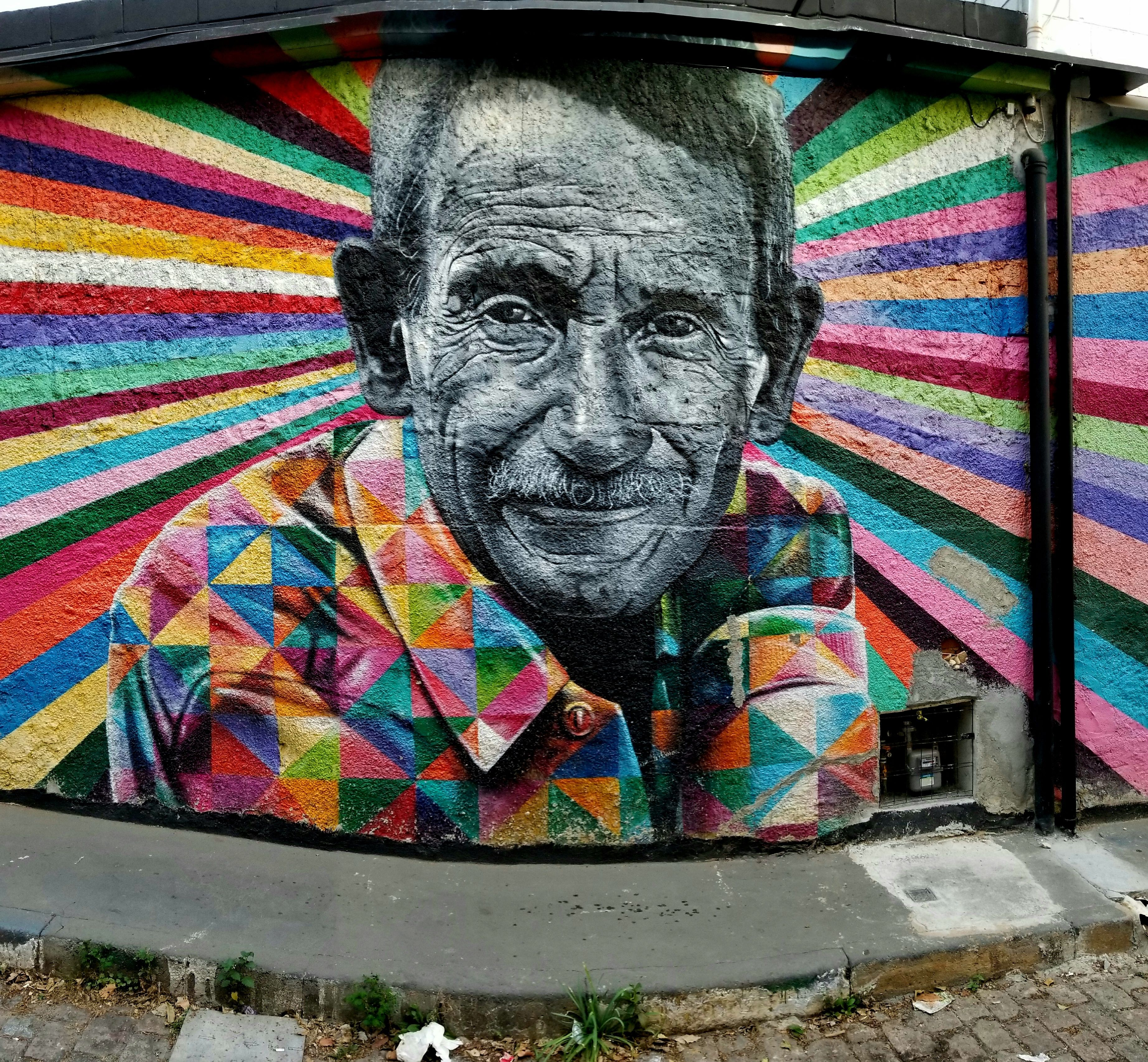 S O Paulo, Brasil  Amazing Street Art & Graffiti