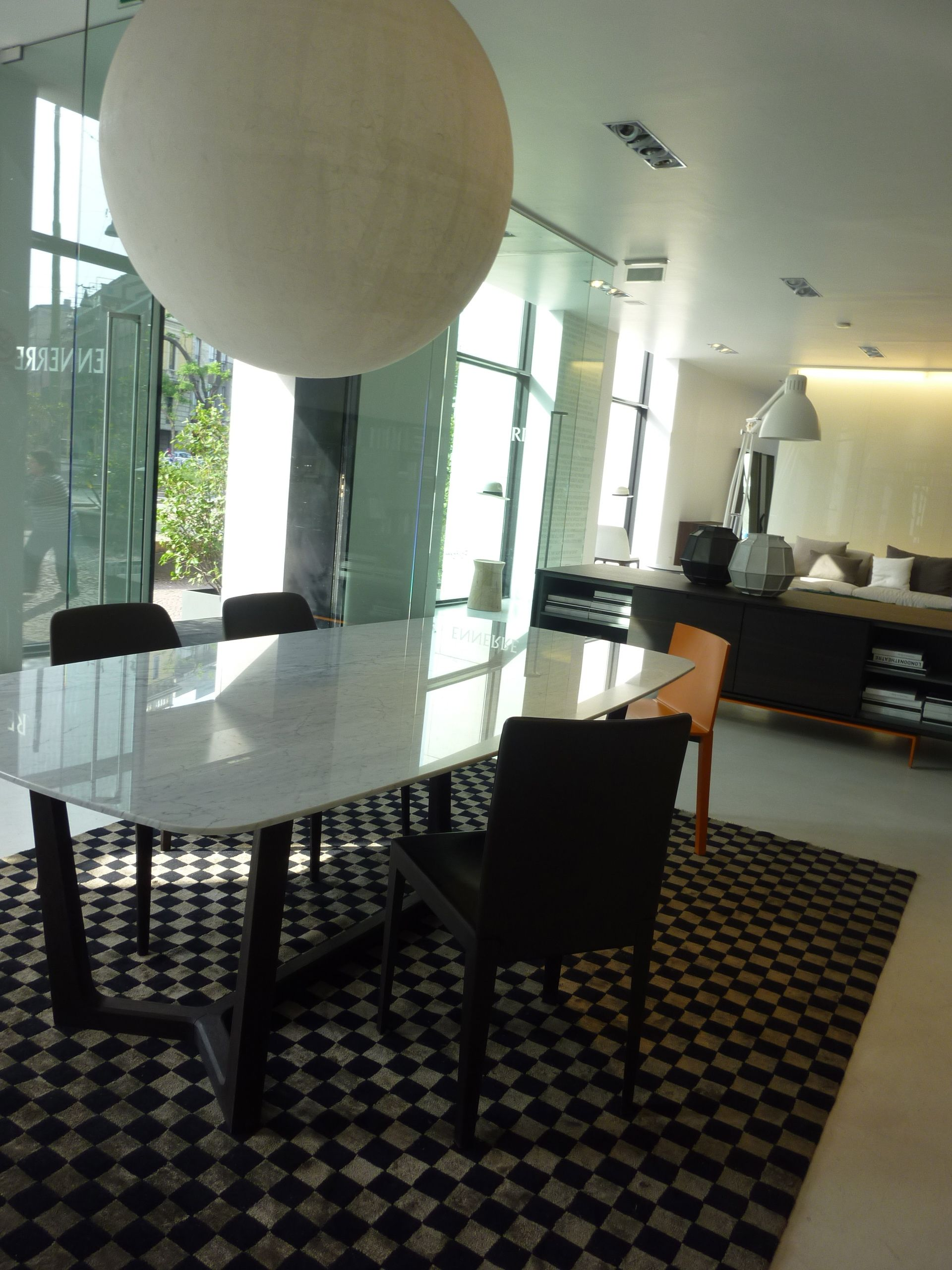 Concorde Dining Table Grace Chairs  Brand  Poliform  Pinterest Glamorous Building A Dining Room Table Design Inspiration