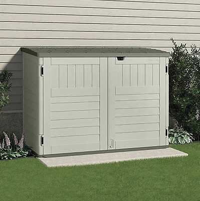 Garden And Storage Sheds 139956: Suncast Bms4700 Outdoor Storage Shed, 70 1  2Inwx44