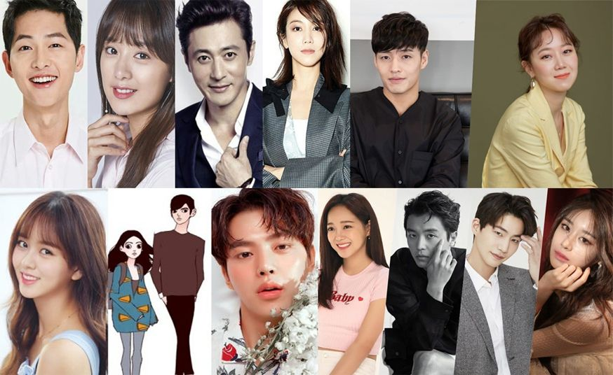 [Upcoming] 2019 Kdramas that we need to watch!!!