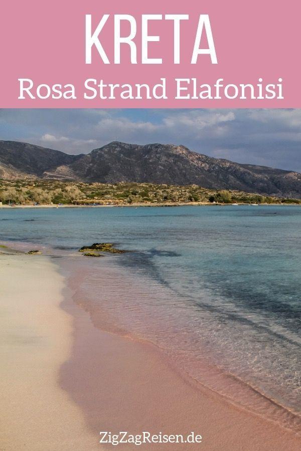 Elafonisi Beach Crete (Pink Beach) – Fotos + Consejos de viaje