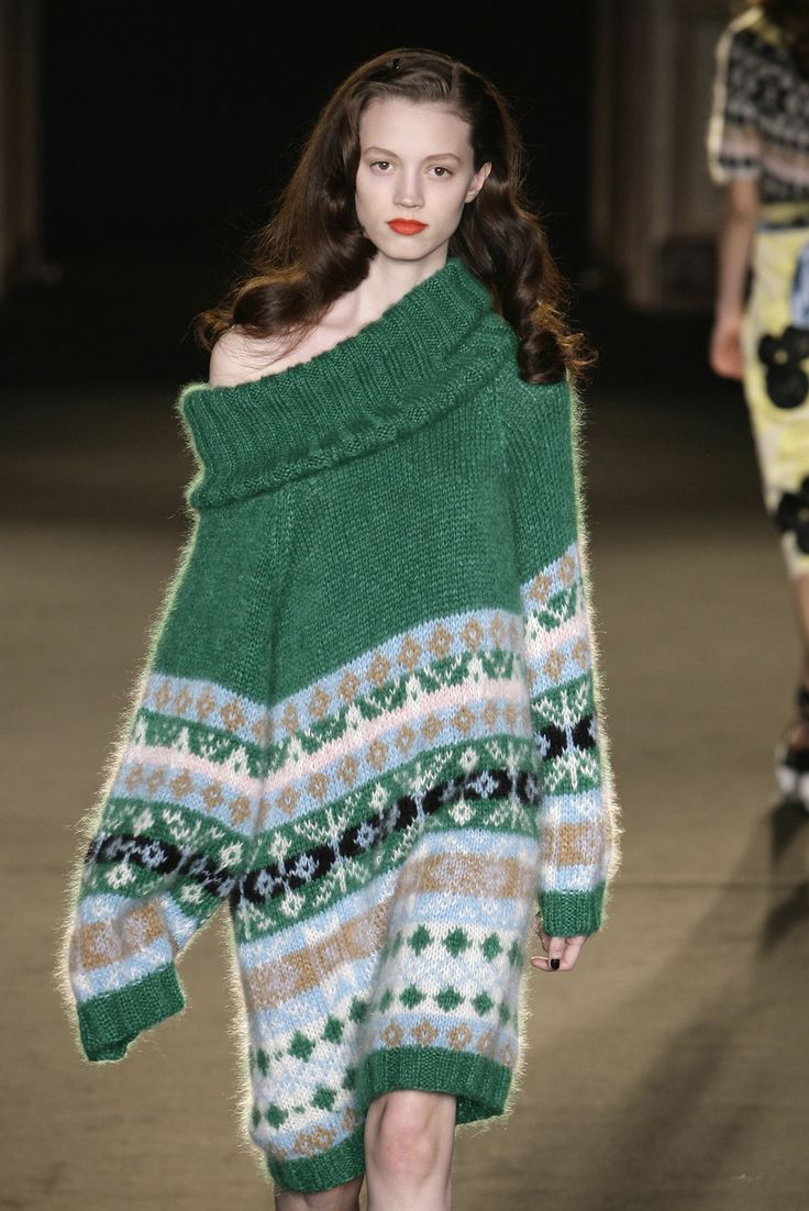 Image result for new fair isle /nordic sweater trend fall 2018 ...