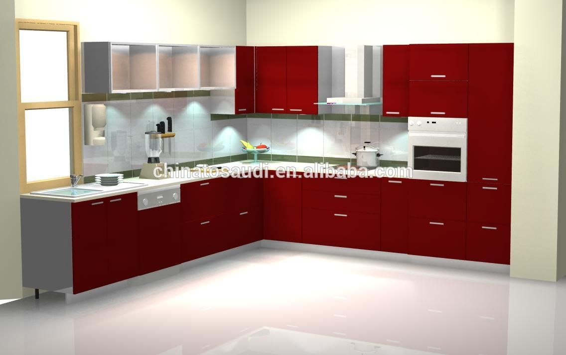 Modular kitchen cabinets color combination kitchen cabinets